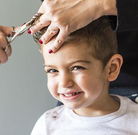 coiffure pour enfants Auchel